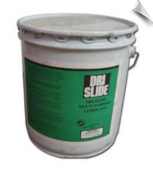 DRI-SLIDE® MULTI-PURPOSE LUBRICANT, 5 gallon pail